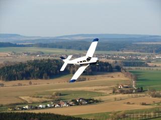 letadlo Piper Archer